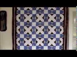 How to quilt - prairie flower quilt pattern video - YouTube & How to quilt - prairie flower quilt pattern video Adamdwight.com