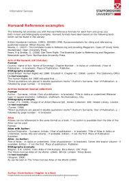 essay harvard referencing harvard writing style format a harvard essay format is based on