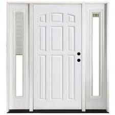 white front doorsWhite  Front Doors  Exterior Doors  The Home Depot