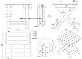 wood folding chair plans. Plain Plans Folding Stool Plans Free And Wood Folding Chair Plans N