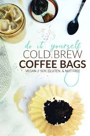 easy diy cold brew coffee bags come together in minutes and costs just a fraction of the bought version get some brewing in your fridge today