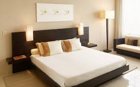 Neutral Paint Colors For Bedroom Captivating Bedroom Decorating Ideas Having Cleanly White Wall