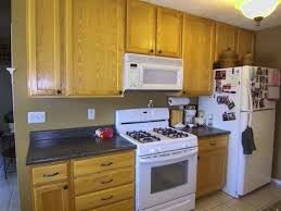 painting oak kitchen cabinets whitePainting Oak Kitchen Cabinets White  Kitchen Crafters