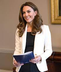 Catherine, duchess of cambridge (catherine elizabeth kate; Kate Middleton Rsquo S Survey Unveils Serious Milestone In Her Work For Young Families People Com