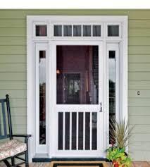front doors with storm door. Screen Doors Front With Storm Door R