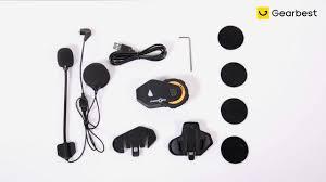 <b>gocomma Freedconn T</b> - MAX Motorcycle Bluetooth Intercom ...