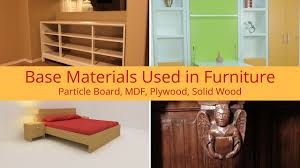 wood used for furniture. delighful for materials used in furniture particle board mdf plywood solid wood intended for y