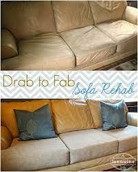 tutorial diy upholstery sofa rehab a