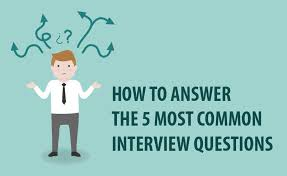 how to answer job interview questions 5 most common internship interview questions and how to answer them