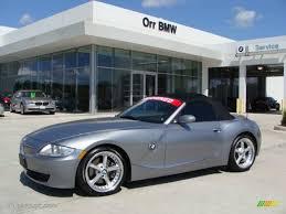 Sport Series 2006 bmw z4 : 2006 Silver Grey Metallic BMW Z4 3.0si Roadster #27169658 ...