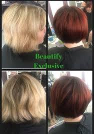 Sensus Hair Colour Chart Before And After Using Sensus Natural Hair Colour No Toner