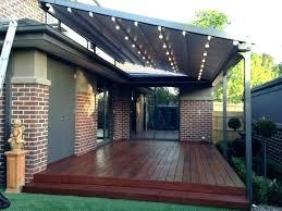 retractable pergola canopy. Retractable Pergola Canopy Kit Roof Medium Size Of .