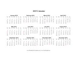 free printable 2015 monthly calendar with holidays 2015 calendar printable one page with holidays military bralicious co