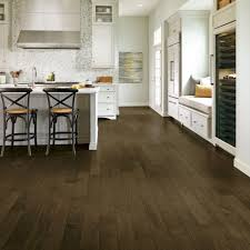 image of armstrong laminate floor in kitchen