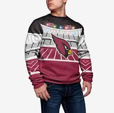 Arizona Cardinals Light Up Sweater Arizona Cardinals Light Up Bluetooth Sweater