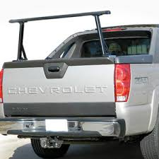 cadillac pickup truck 2014. vantech chevy avalanche cadillac escalade ext 1 bar aluminum truck rack p3910 pickup 2014