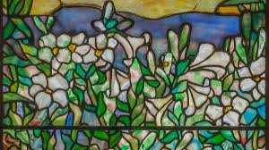 Making a Masterpiece: Stained-Glass Demonstration with Celia Hunt - Chicago  Gallery News
