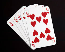 What Wins In Poker Chart List Of Poker Hands Wikipedia