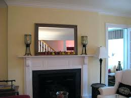 full image for fireplace with mirrors on each side fireplace mantel with round mirror fireplace mantel