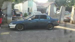 1994 Toyota Corolla Police Shape for sale in Clarendon Park ...