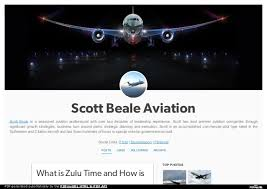 They can be printed or downloaded by clicking on the file name below. Scott Beale Is A Seasoned Aviation Professional With Over Two Decades