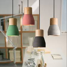 industrial contemporary lighting. The Most Industrial Modern Candy Colorful Concrete Handmade Ceiling Fixture Regarding Lighting Designs Contemporary P