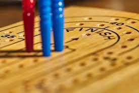 Wooden Peg Board Game Cribbage Wikipedia 16