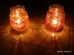 apni avani diwali decor diy kids
