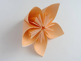 How To Make Flower With Paper Folding Origami Kusudama Flower Youtube