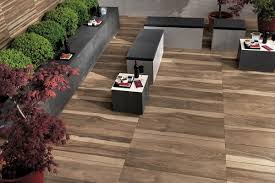 Outdoors By Design Olympia Modern Patio Design With Looks Like Wood Outdoor Porcelain