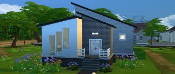 Small Picture How to build a Starter Home in The Sims 4 Sims Online
