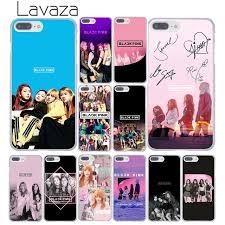 Lavaza BLACK PINK k pop BLACKPINK kpop collage Hard Cover Case for