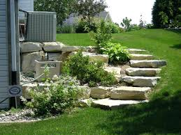 interior rock garden backyard design with stone concrete landscape edging stones landscaping ideas layouts s89 landscaping