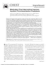 National Inpatient Medication Chart Pdf Medication Chart Intervention Improves Inpatient