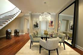 dining room wall decor with mirror. Diy Mirror Wall Decor Ideas Fashionable Modern Dining Room Contemporary With Wood Trim Square O
