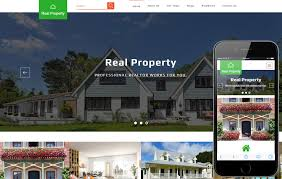 real state template real property a real estate category bootstrap responsive web template