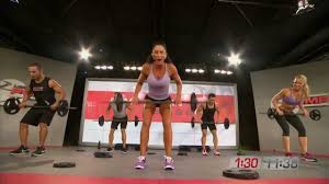 les mills body pump exclusive at home