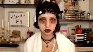 makeup tutorial dead 20 s flapper 2016 norybee