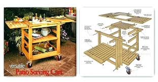 patio cooler cart costco patio cart patio serving cart plans outdoor furniture plans and projects patio cooler cart patio home design for s