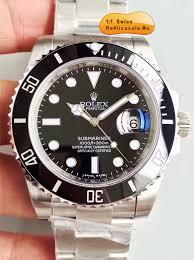 Watches Black Rolex High Sales Submariner Quality Fake Replica Top Best Swiss-eta-7750-1804h