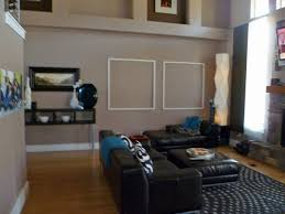 wall colors for dark furniture. Working With The Existing Wall Color (instead Of Repainting A Two-story Room) And Dark Leather Furniture, I Created Plan To Breathe Life Into Room Colors For Furniture