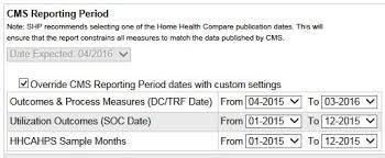 6 7 2016 Home Health Compare Report Shp Session