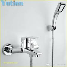 bathtub spout diverter repair shower head bathtub spout repair kit inspirational polished chrome finish brand new wall mounted shower delta shower faucet