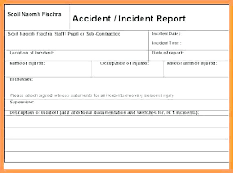 Motor Vehicle Accident Report Form Template Awesome Car Road