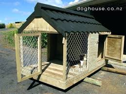 dog house plans best free insulated outdoor small