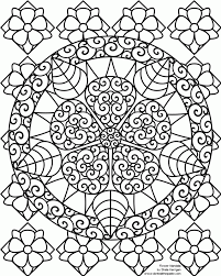 Small Picture Fractals Coloring Pages Coloring Home