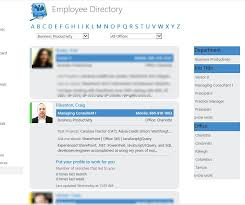 Creating A Robust Employee Directory Using Sharepoint Search