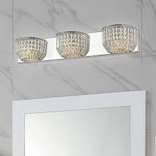 vanity lighting. OVE Mio VIII LED Vanity Light With K9 Crystals Lighting