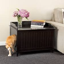 Designer Pet Products Litter Box Designer Pet Products Dcb B Litter Box Enclosure Home And