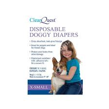 Disposable Doggy Diapers - PetPlaza